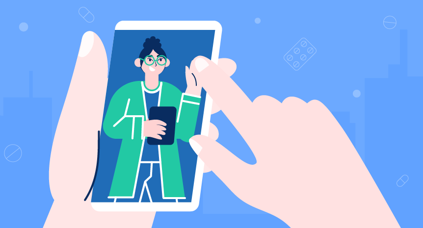 Telemedicine can be a good solution for your medical practice. But before you take the plunge, you should have a clear vision of what telemedicine is and how it works. In our article, we define the scope of telemedicine, describe its workflow, and give examples of its use.