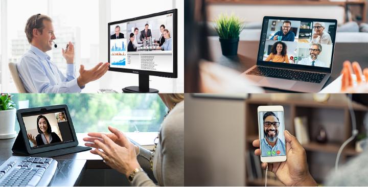 video conferencing is convenient