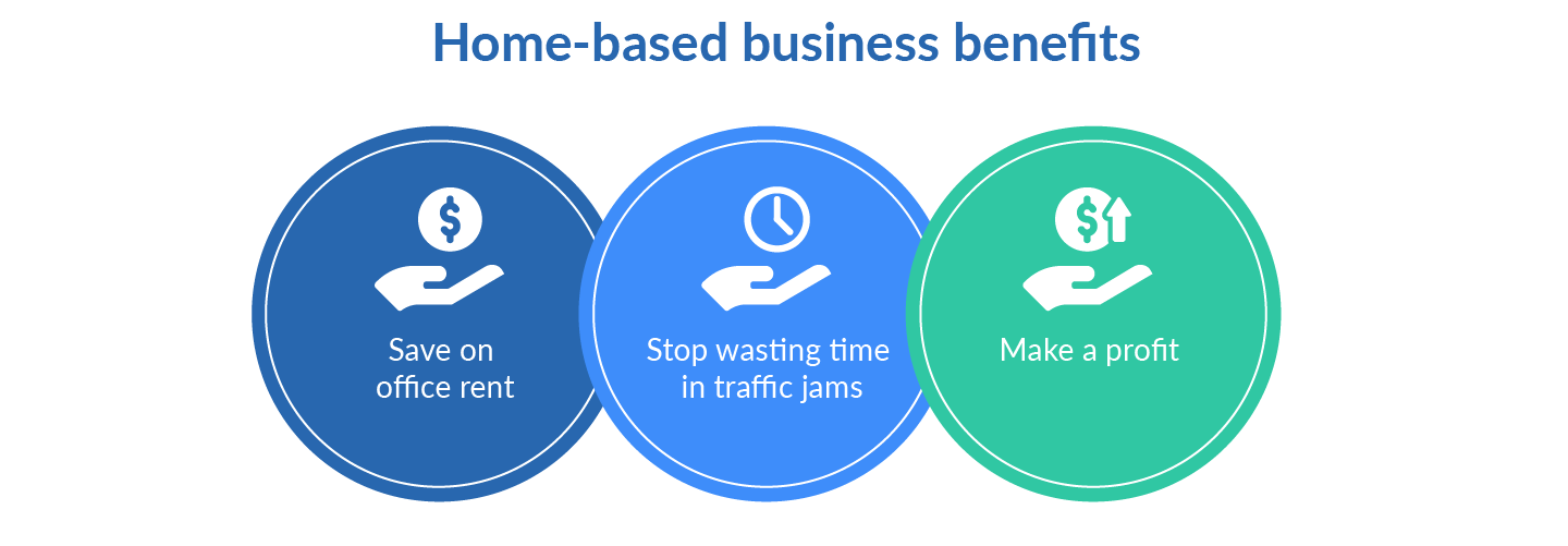home-based business benefits