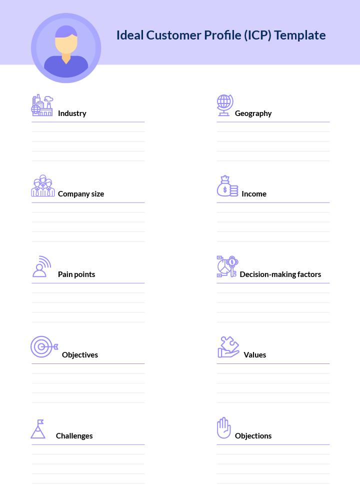 ICP template