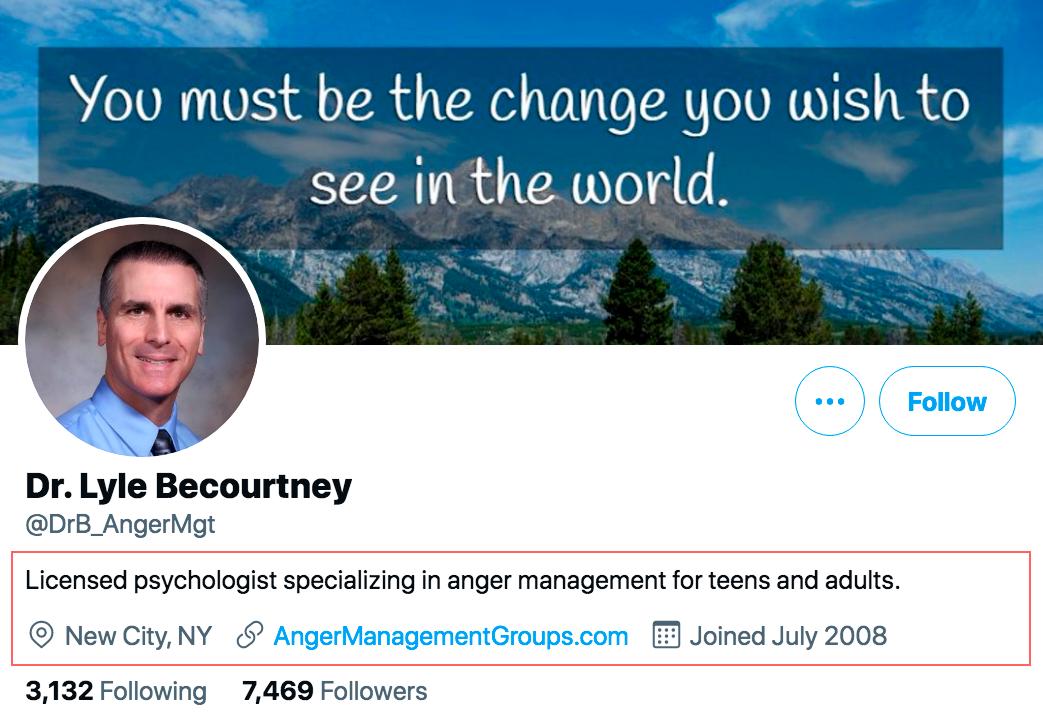 social media for psychologists