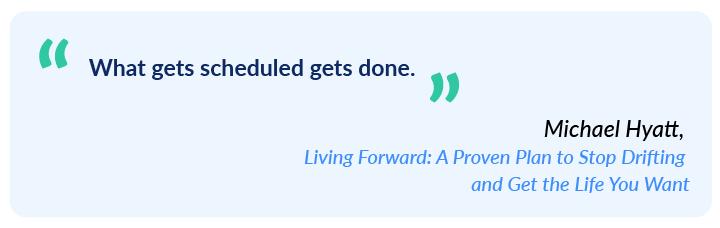 Hyatt's quote